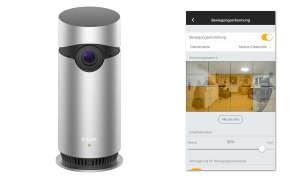 D-Link Omna 180 Cam HD IP-Überwachungskamera