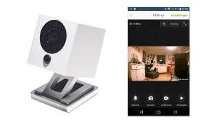 iSmart Alarm Spot+ - IP-Überwachungskamera