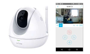 TP-Link NC 450 - IP-Überwachungskamera