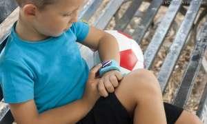 Smarte Watch Uhr Kid Kinder