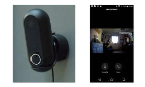 Canary Flex - IP-Überwachungskamera