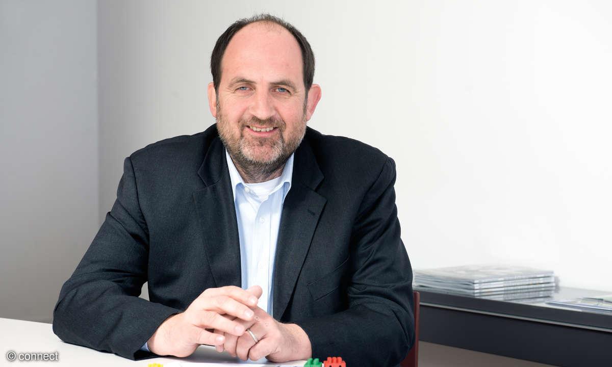 Interview mit Martin Vesper von digitalStrom