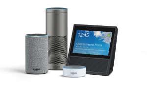 Amazon Echo Family  - Lautsprecher mit Sprachassistenten