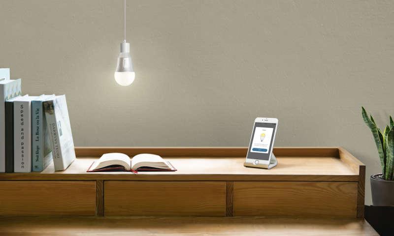 smart home vernetzes licht connect. Black Bedroom Furniture Sets. Home Design Ideas