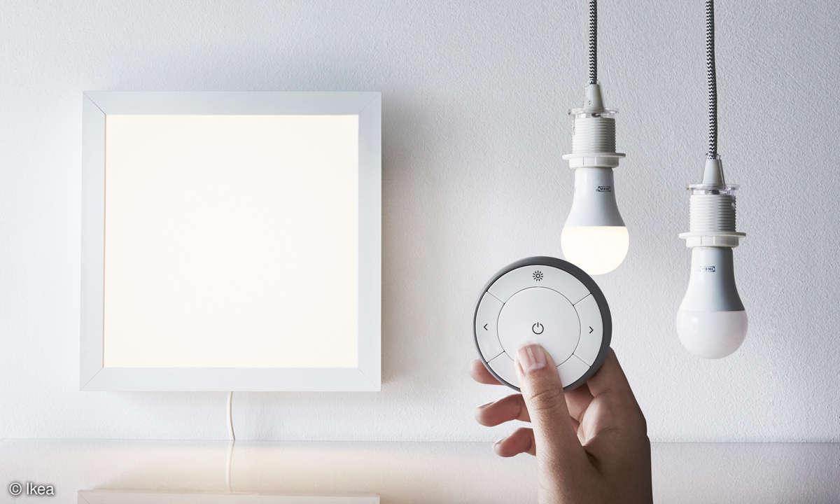 Smartes Licht - Ikea Tradfri