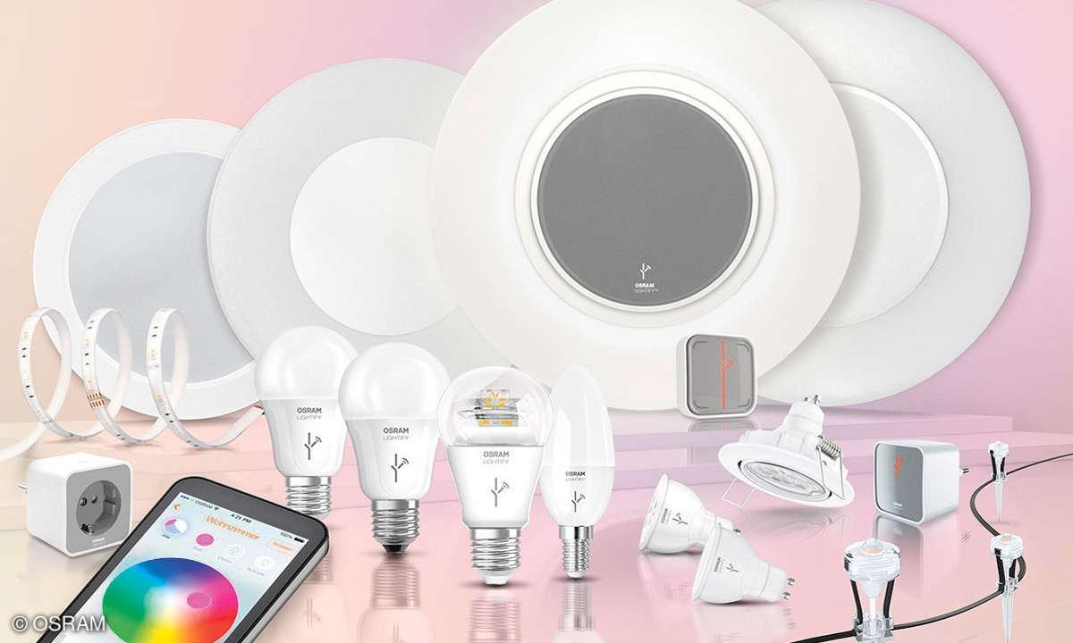 Smart Light - OSRAM Lightify