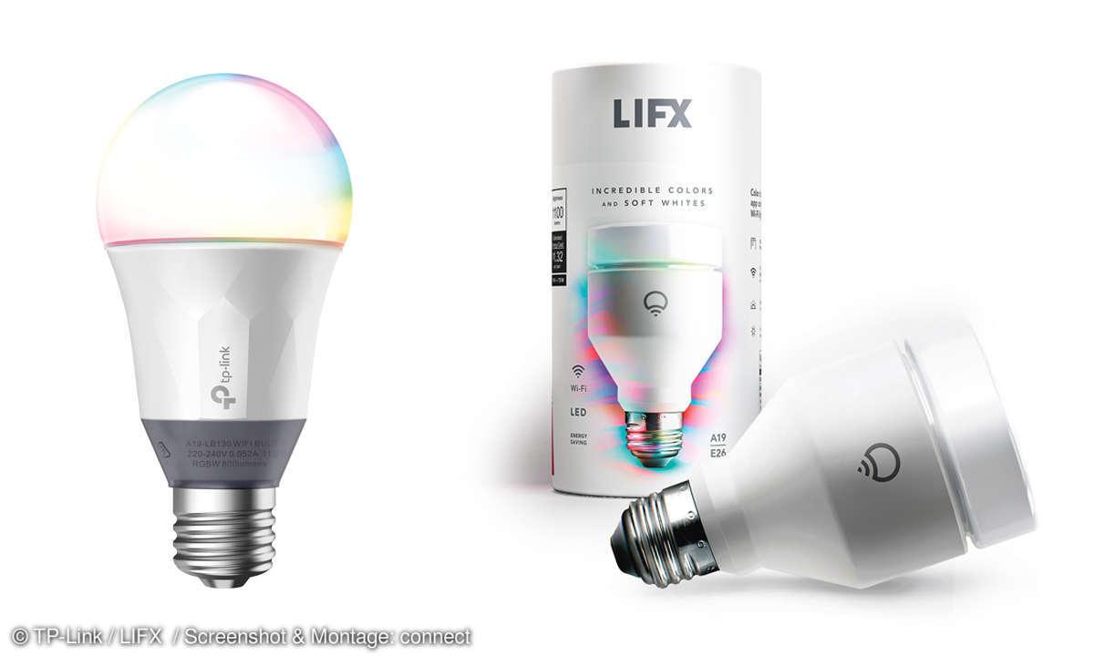 Smart Light - TP-Link & LIFX Leichtmittel