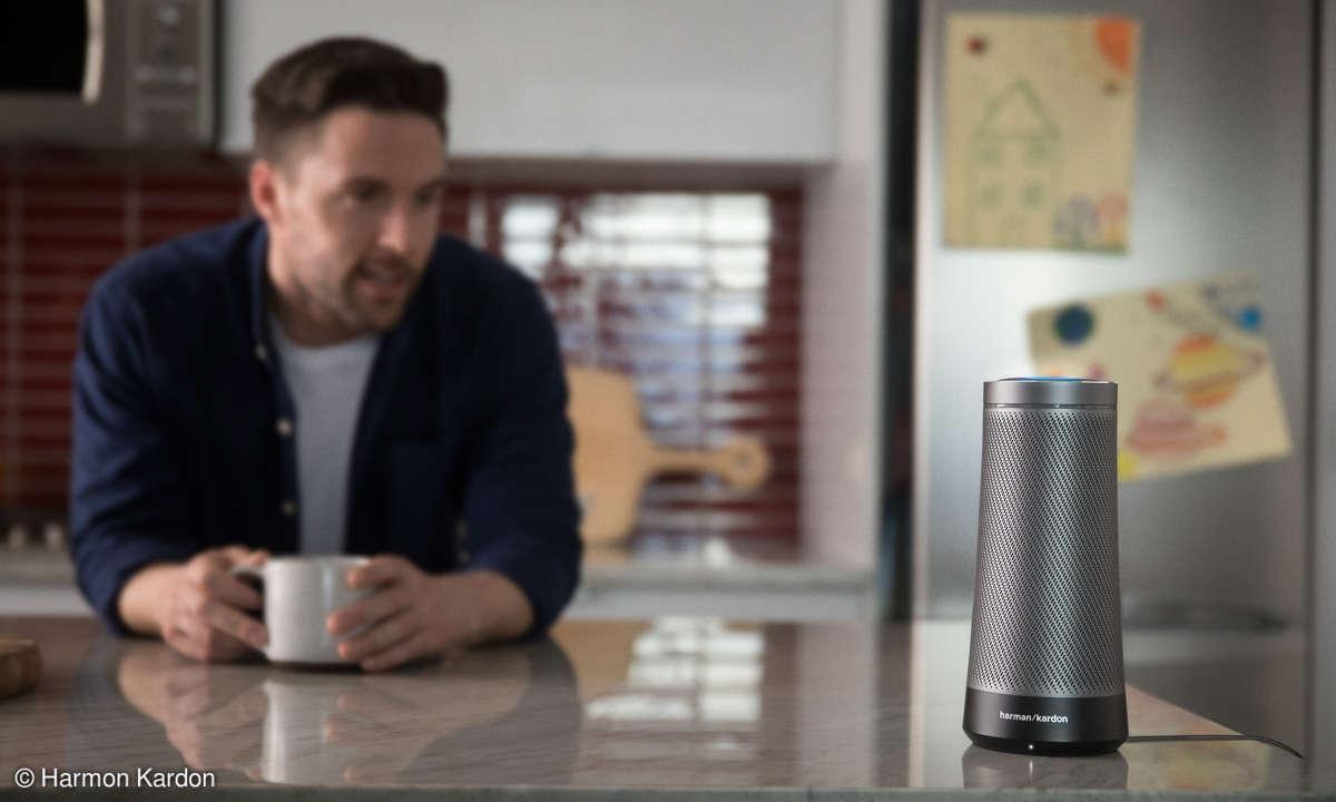 Smart Home - Lautsprecher mit Sprachassistenten