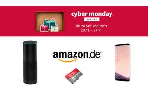 Amazon-Cyber-Monday-Woche Aufmacher
