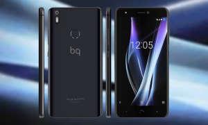 BQ Aquaris X Pro schwarz