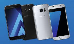 Galaxy A5 (2017) und Galaxy S7