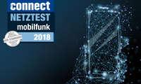 connect Mobilfunk-Netztest 2018