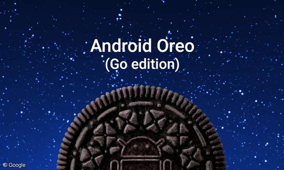 Android 8 Oreo (GO Edition)