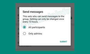 WhatsApp-Update mit neuer Gruppenverwaltung