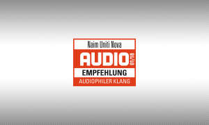 Testsiegel audio Naim Uniti Nova 1/2018