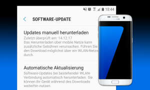 Samsung Galaxy S7 Update