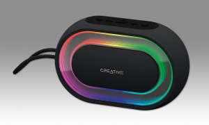 Creative Lichtorgel Halo