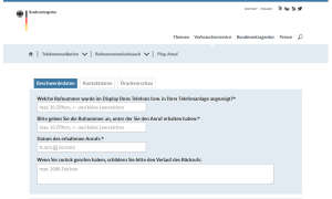 Ping Anruf Bundesnetzagentur Beschwerde