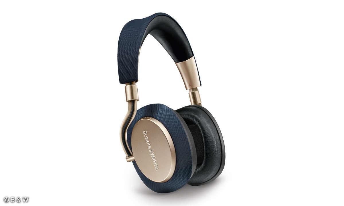 B & W PX Kopfhörer