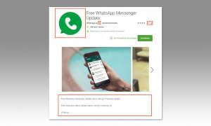 Fake 1 WhatsApp App