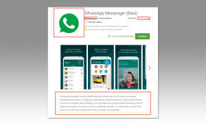 Original WhatsApp App