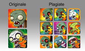 Plants vs Zombies Logos - Original und Fakes