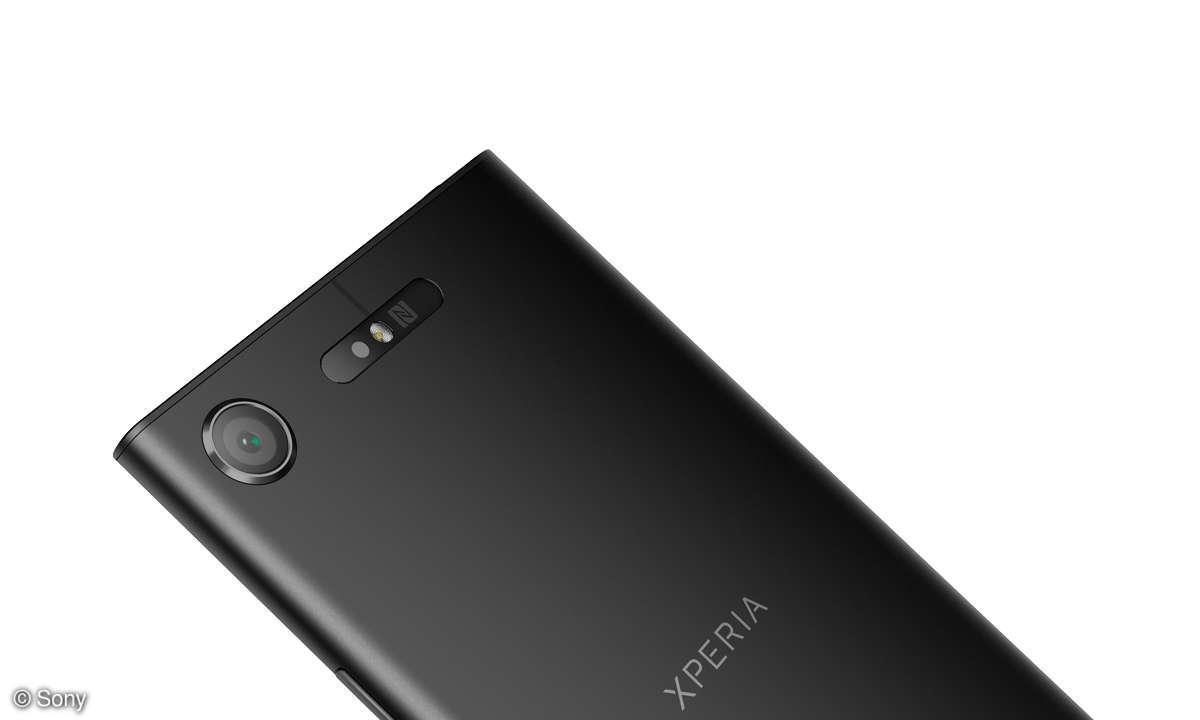 Sony Xperia XZ1 black Kamera