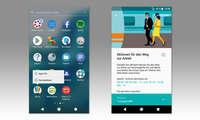 Sony Xperia XZ1 Screens 1