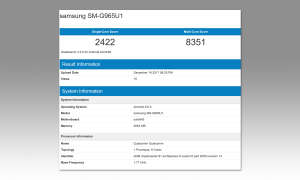 Galaxy S9 Benchmarktest