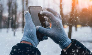 Smartphone Kälte Winter Tipps