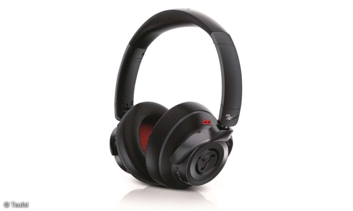 Teufel Real Blu seitlich Kopfhörer Noise Cancelling