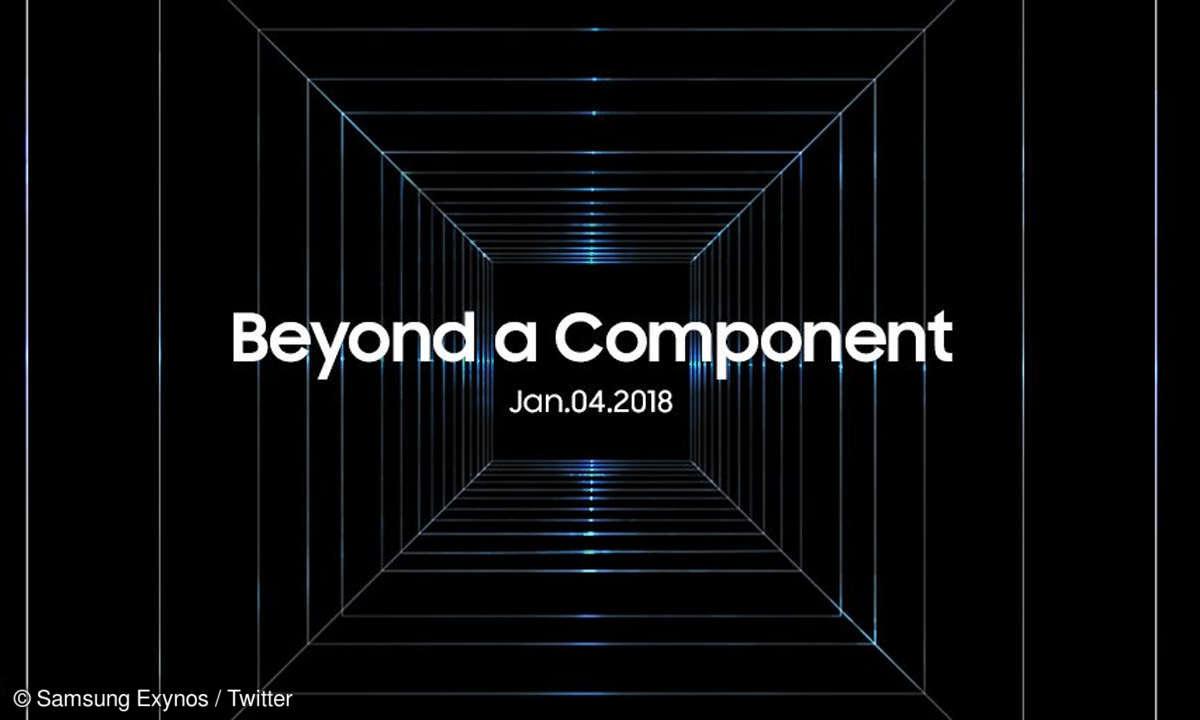 Samsung-Event Exynos 9810