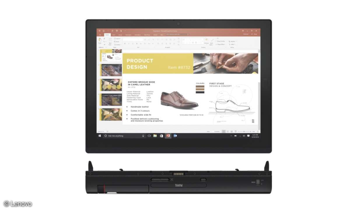 Lenovo Thinkpad X1 Tablet Dock-Connector