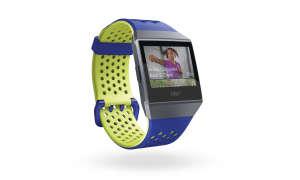 Fitbit Ionic 3QTR Sport Cobalt Lime