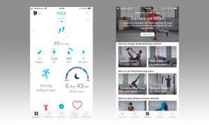 Fitbit Ionic 3QTR Screens 1