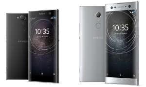 Sony Xperia XA2 und XA2 Ultra