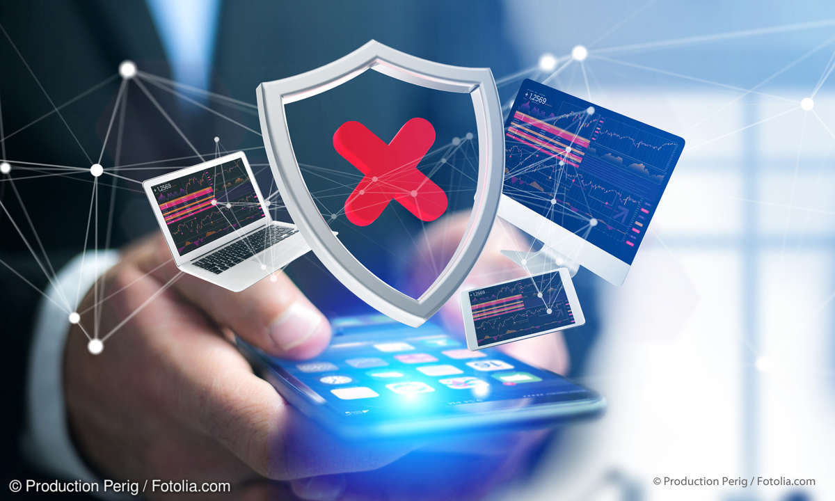 Malware auf iPhone, iPad, Mac