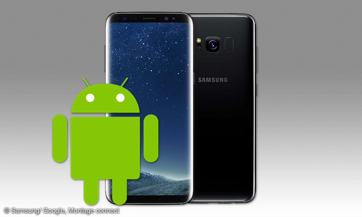 Android 8 auf Galaxy S8