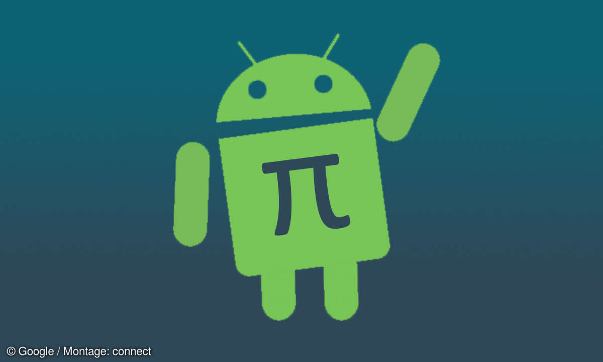 Android 9 P wie Pi