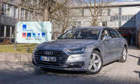 Audi A8 Front WEKA