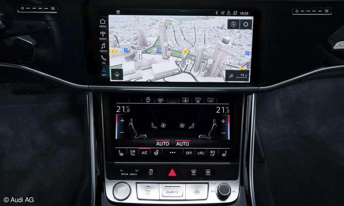Audi A8 Navigation-1