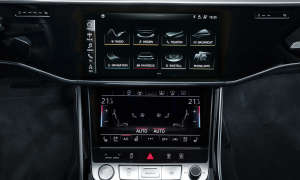 Audi A8 Infotainment-1