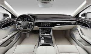 Audi A8 Innenraum