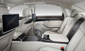Audi A8 Rear-2
