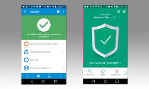 Smartphone Sicherheit: Sophos Mobile Security & Kaspersky Internet Security