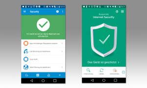 Smartphone Sicherheit: Sophos Mobile Security & Kaspersky Internet Security