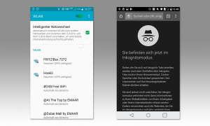Smartphone Sicherheit: Fremde WLANs & anonym surfen