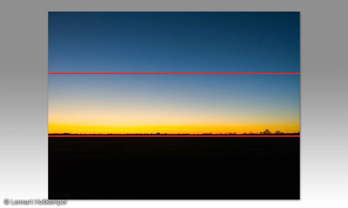 Bessere Smartphone-Fotos: Führende Linien