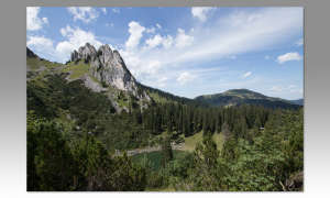 Bessere Smartphone-Fotos: Landschaftfoto bearbeiten