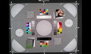 Selfie-Kamera Testbilder